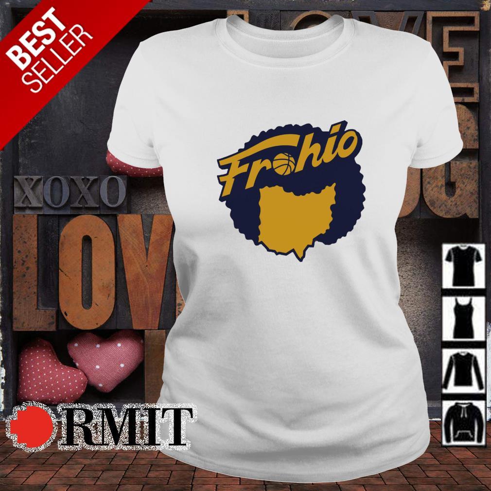 Cleveland used to be in Ohio Fruhio s ladies-tee