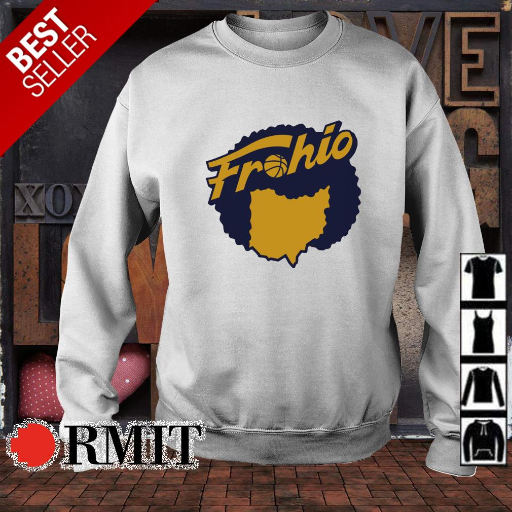 Cleveland used to be in Ohio Fruhio s sweater