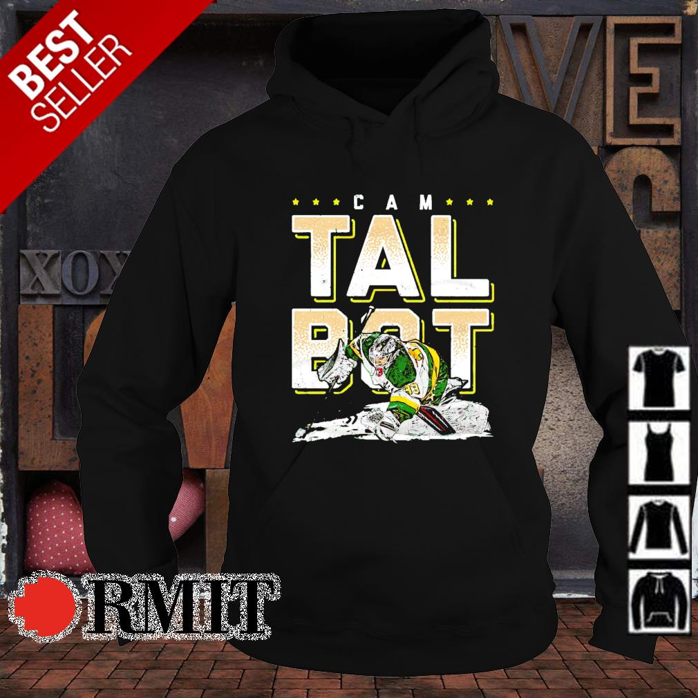Cam Talbot Minnesota Hockey best player s hoodie1