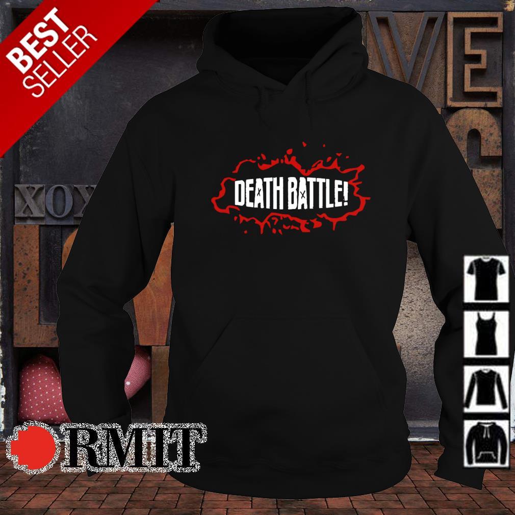 Death battle s hoodie1