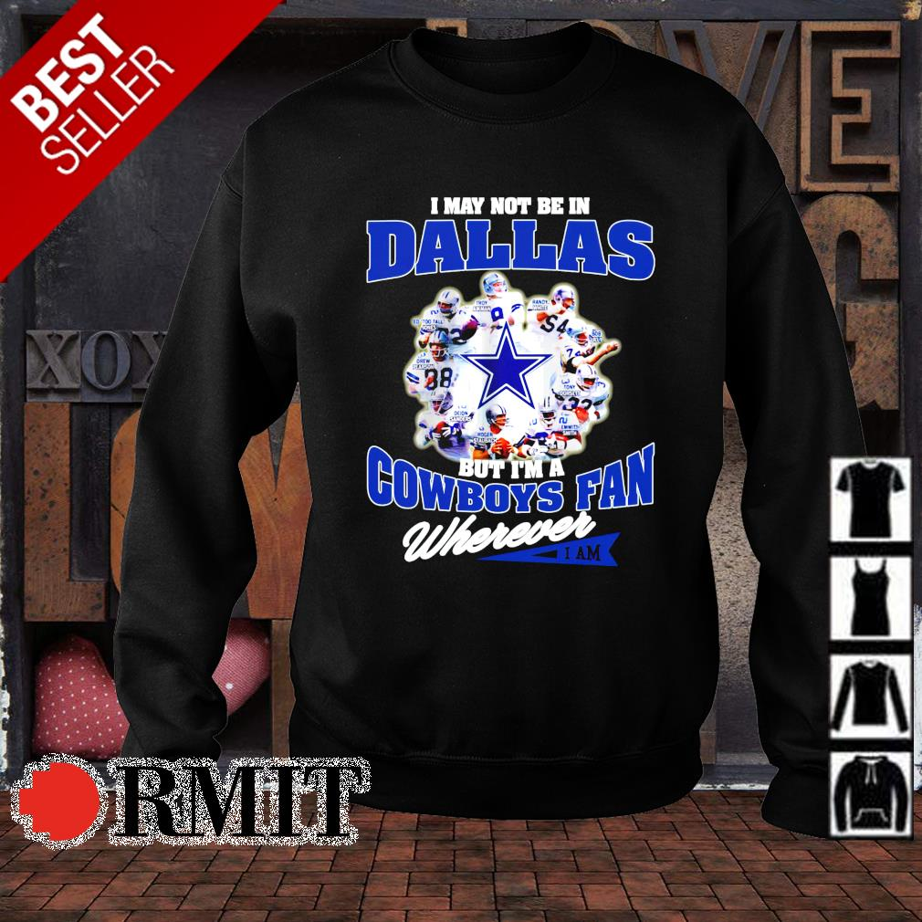 Indianapolis Colts I May Not Be In Indianapolis But Im A Indianapolis Colts Fan Whereever I Am Shirt