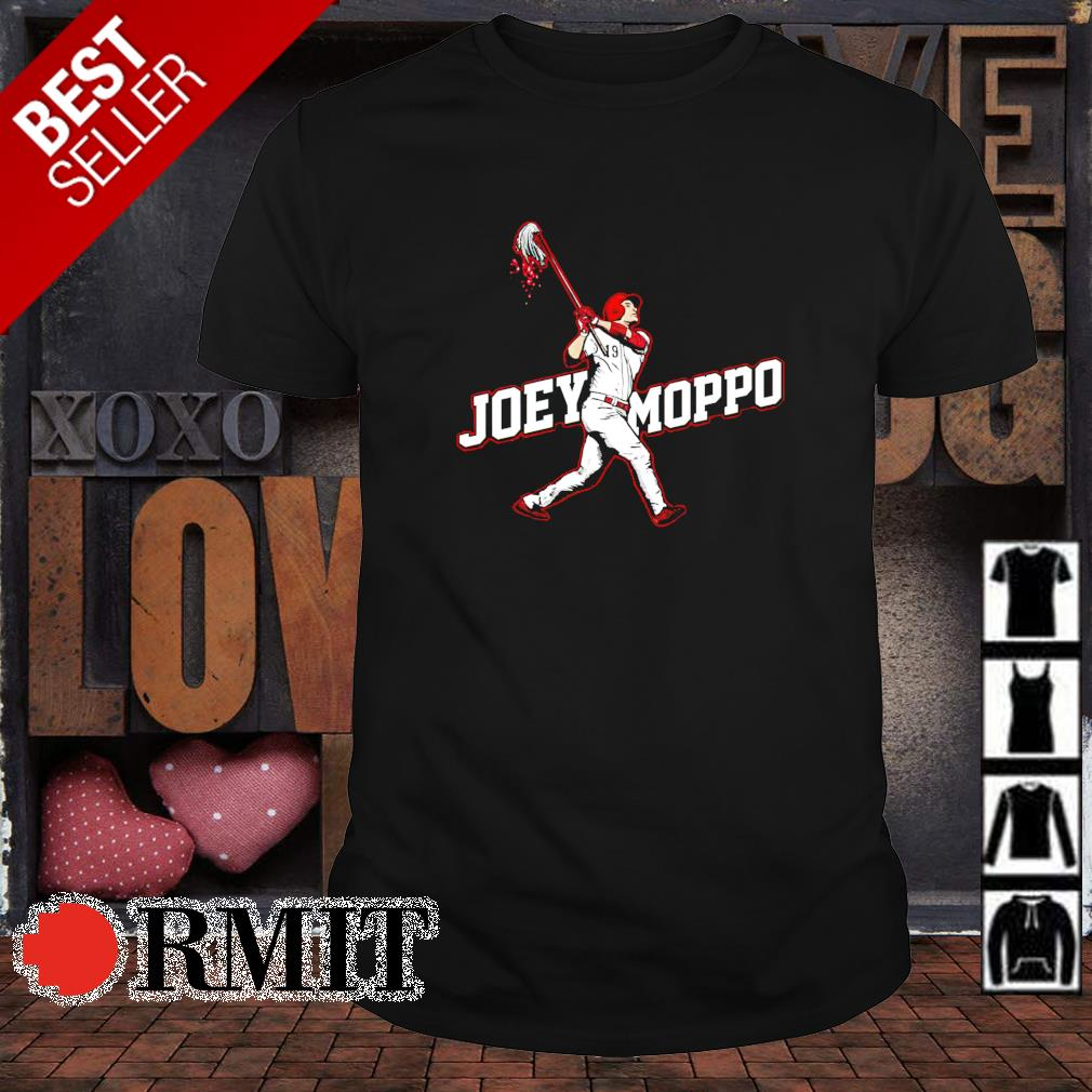 Joey Moppo Clean mashup playing signature shirt