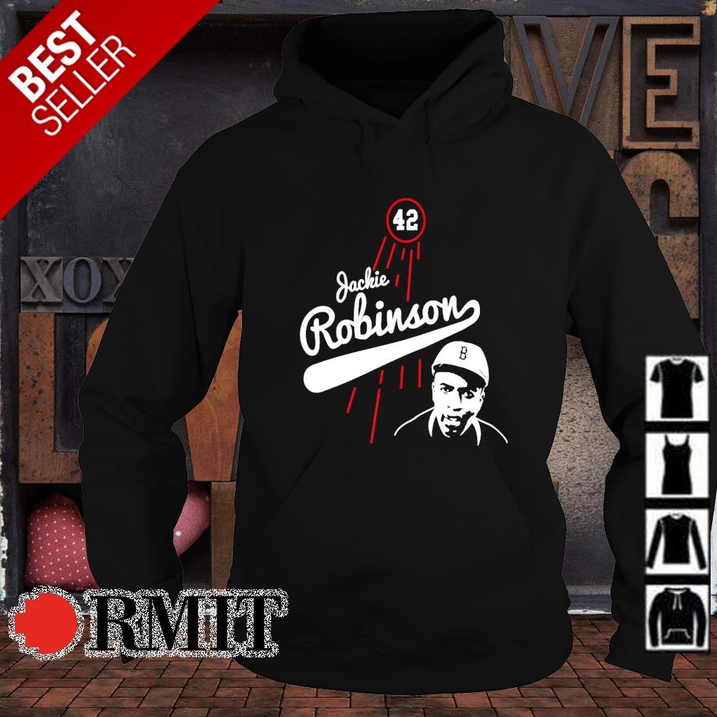 Los Angeles Dodgers best player Jackie Robinson s hoodie1