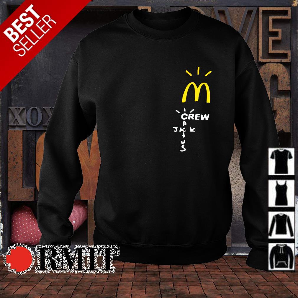 McDonald's cactus crew Jack s sweater1
