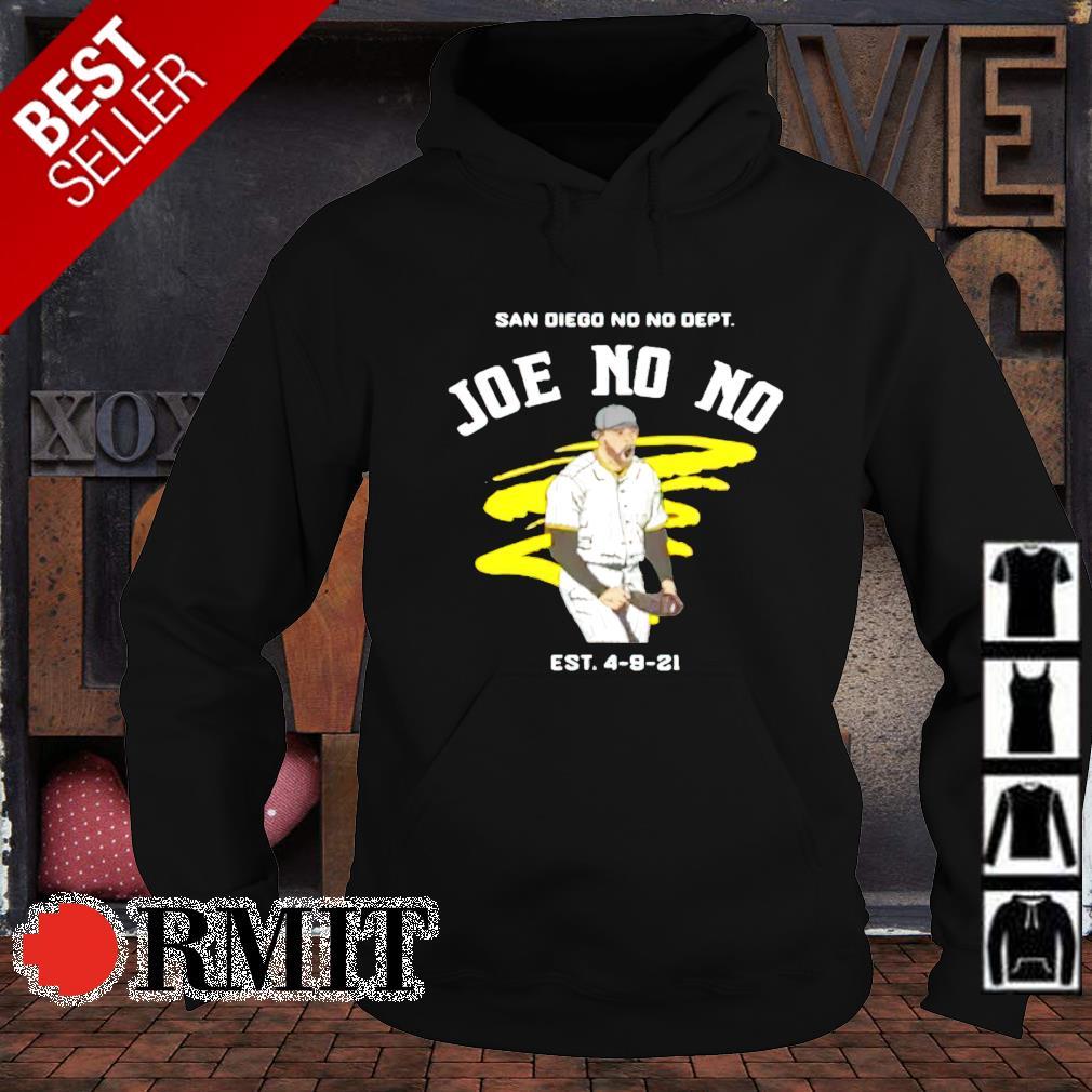 San Diego no no dept Joe No No s hoodie1