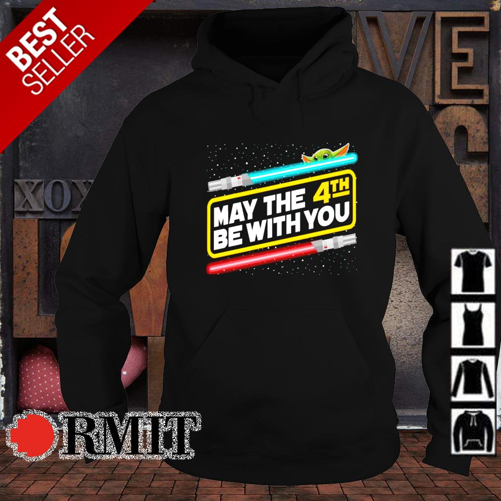 Star Wars may the 4th be with you s hoodie1