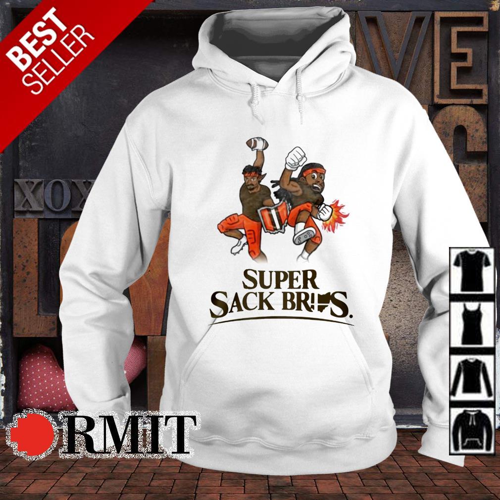 Super Sack Bros s hoodie