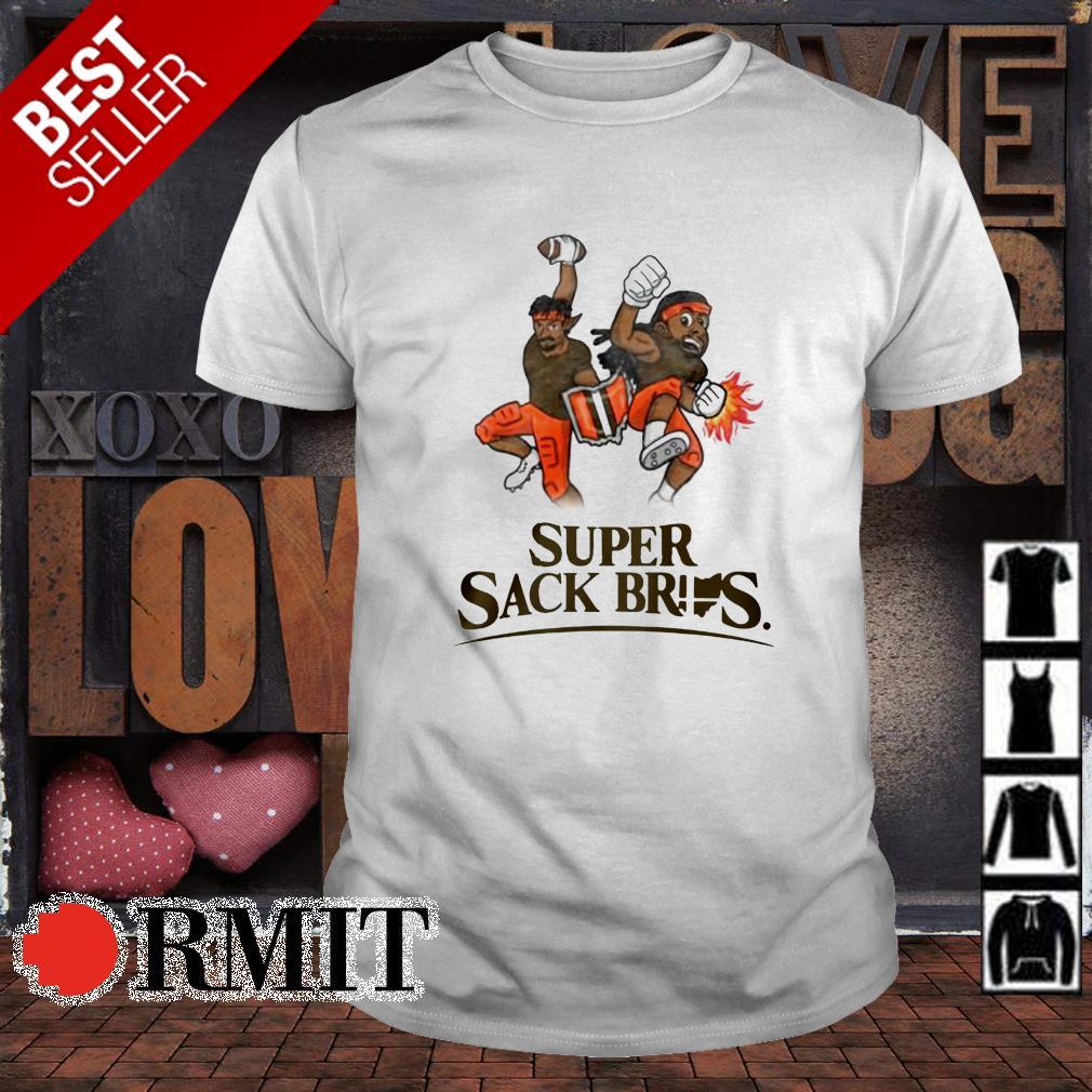 Super Sack Bros shirt
