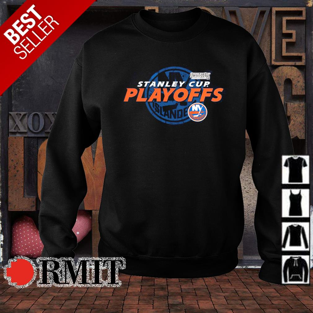 2021 Stanley Cup Playoffs New York Islanders s sweater1