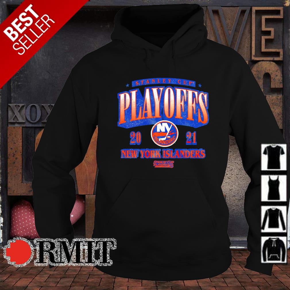 2021 Stanley Cup Ring the Alarm New York Islanders s hoodie1
