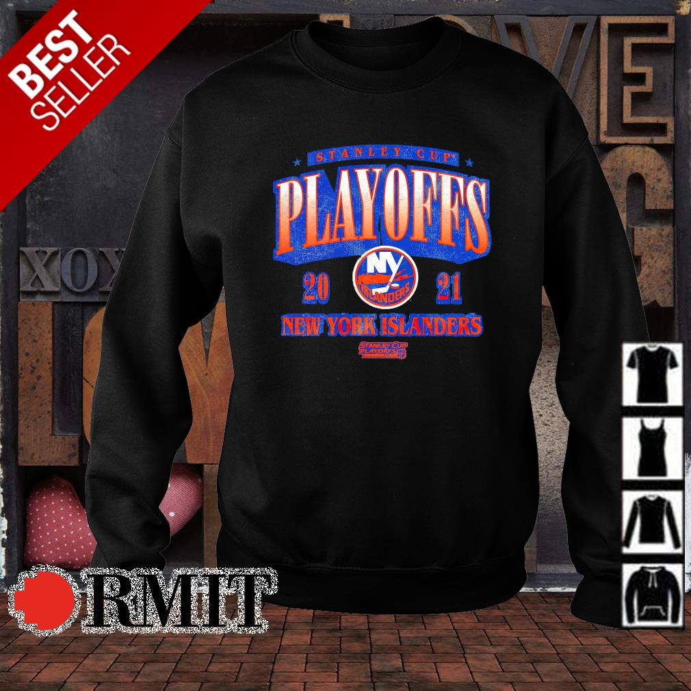 2021 Stanley Cup Ring the Alarm New York Islanders s sweater1