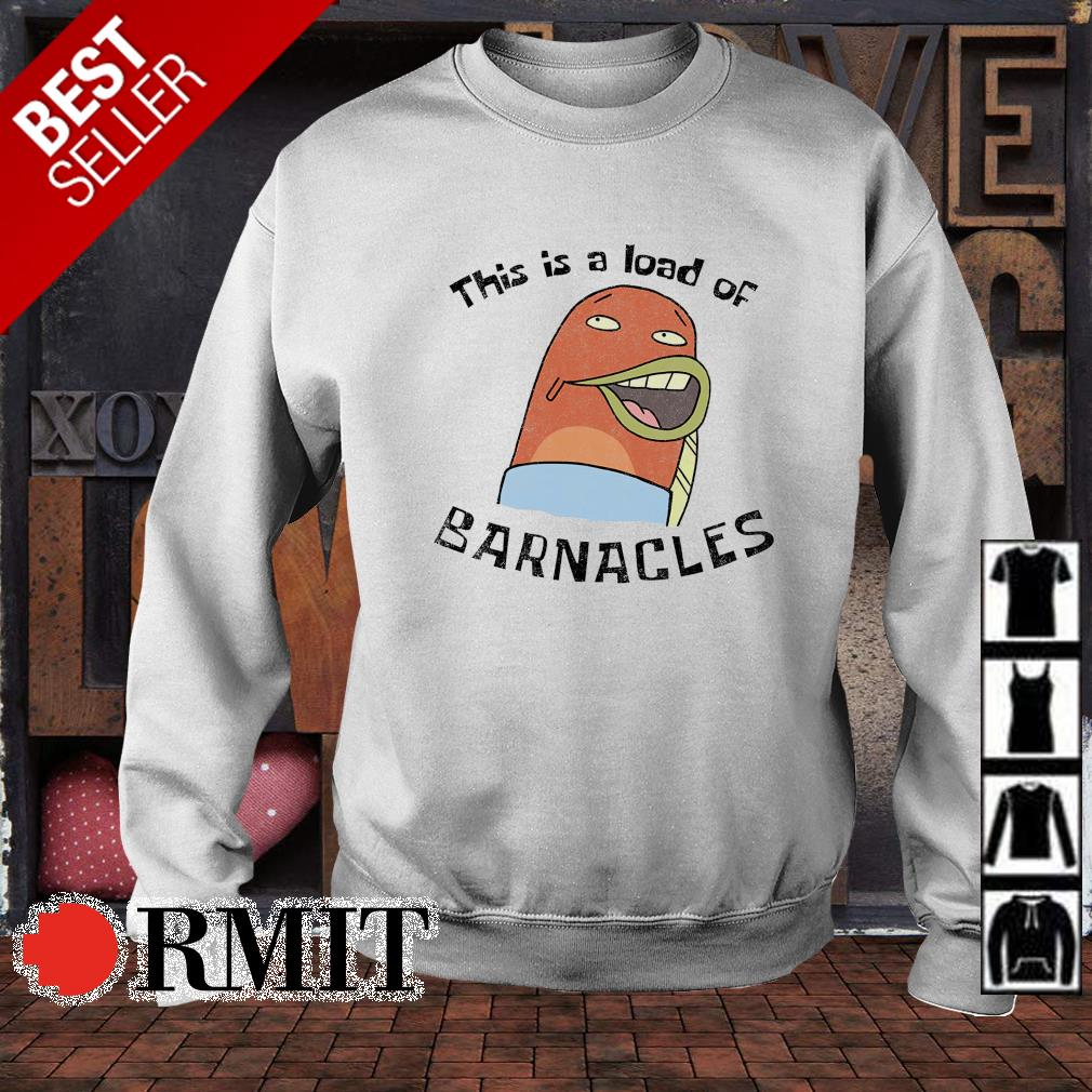 This is a load of barnacles s sweater