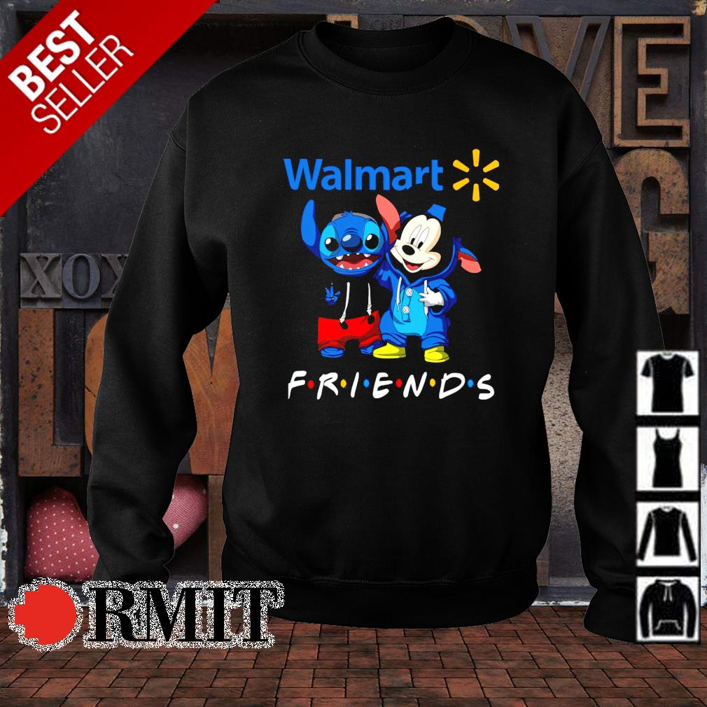 Walmart Mickey and Stitch are friends s sweater1