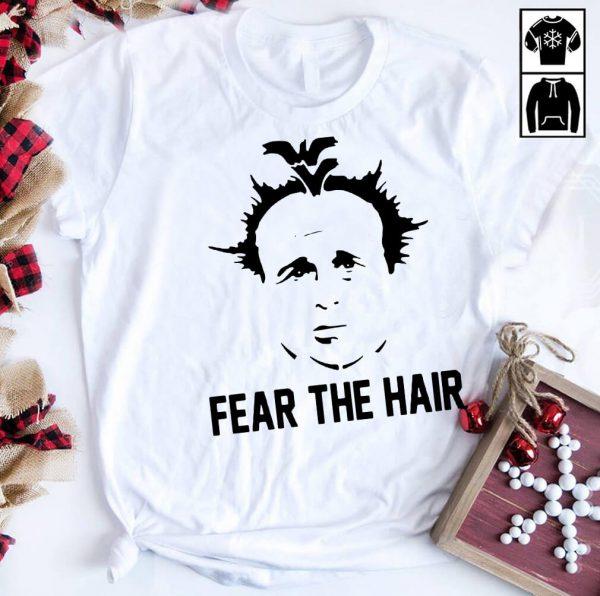 Dana Holgorsen Fear the hair shirt