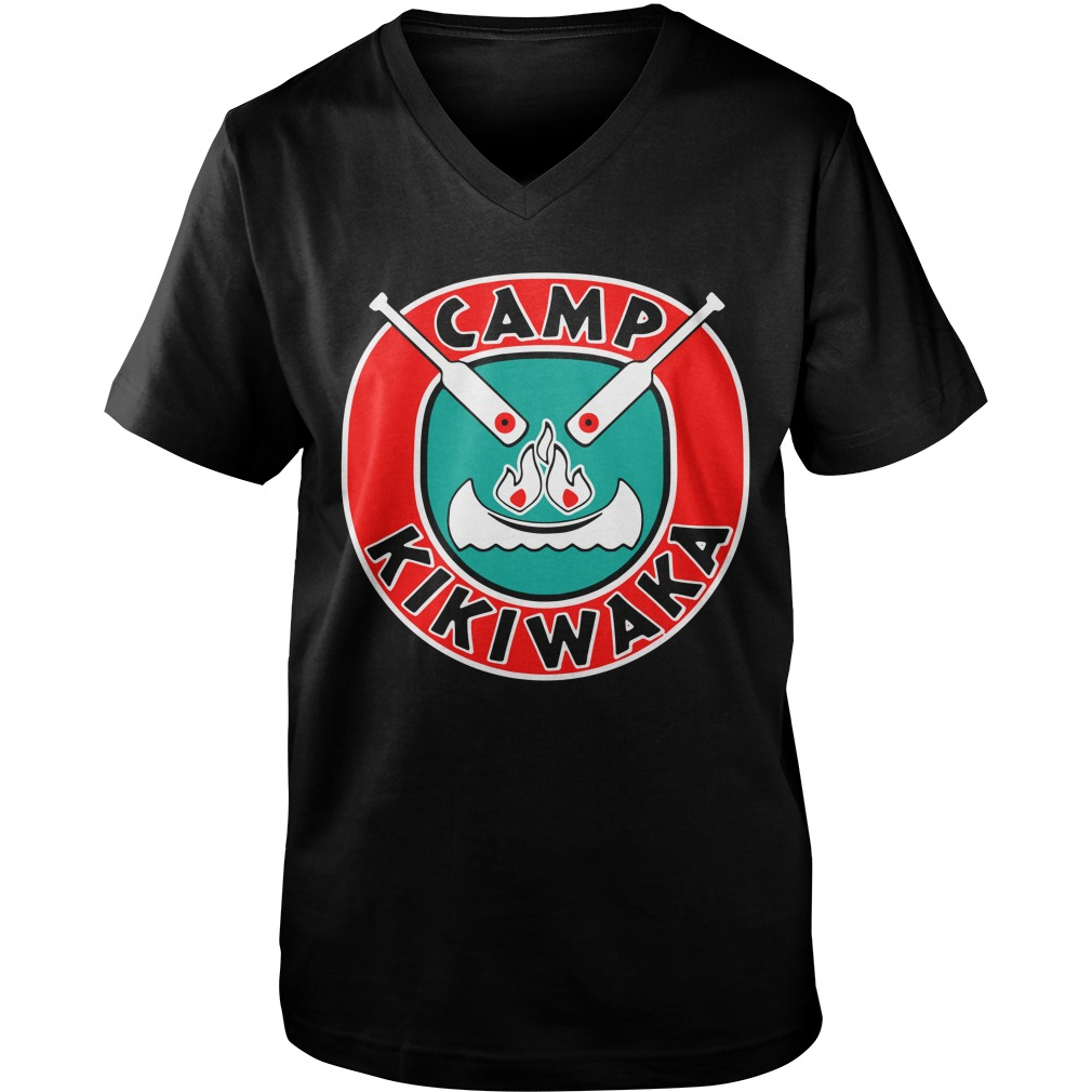 Camp Kikiwaka Guy V-Neck