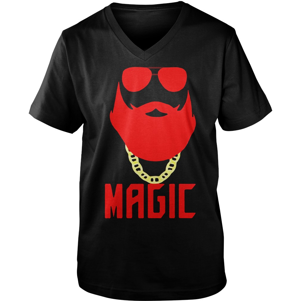 Magic Pat McAfee Indianapolis Colts Guy V-Neck