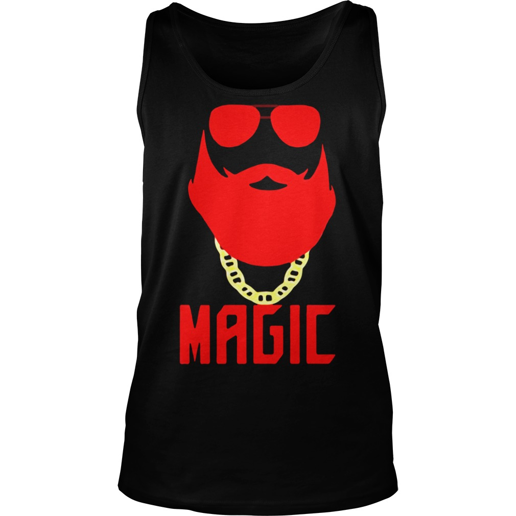 Magic Pat McAfee Indianapolis Colts Tank Top