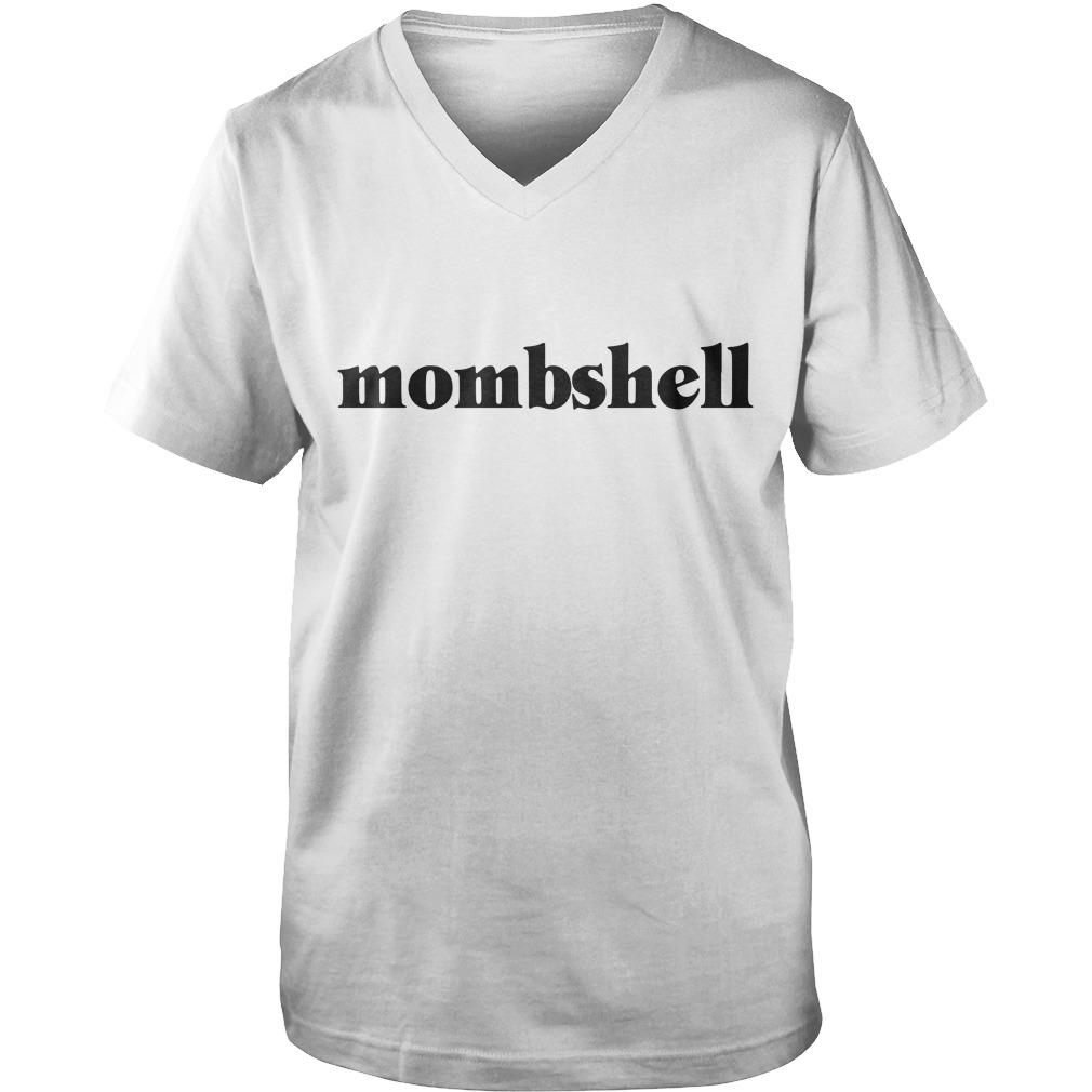 Mombshell Guy V-Neck