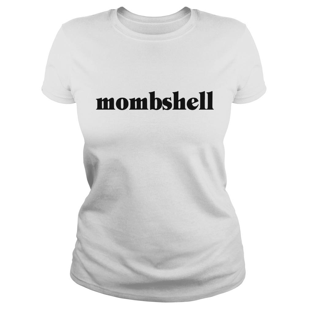 Mombshell Ladies Tee