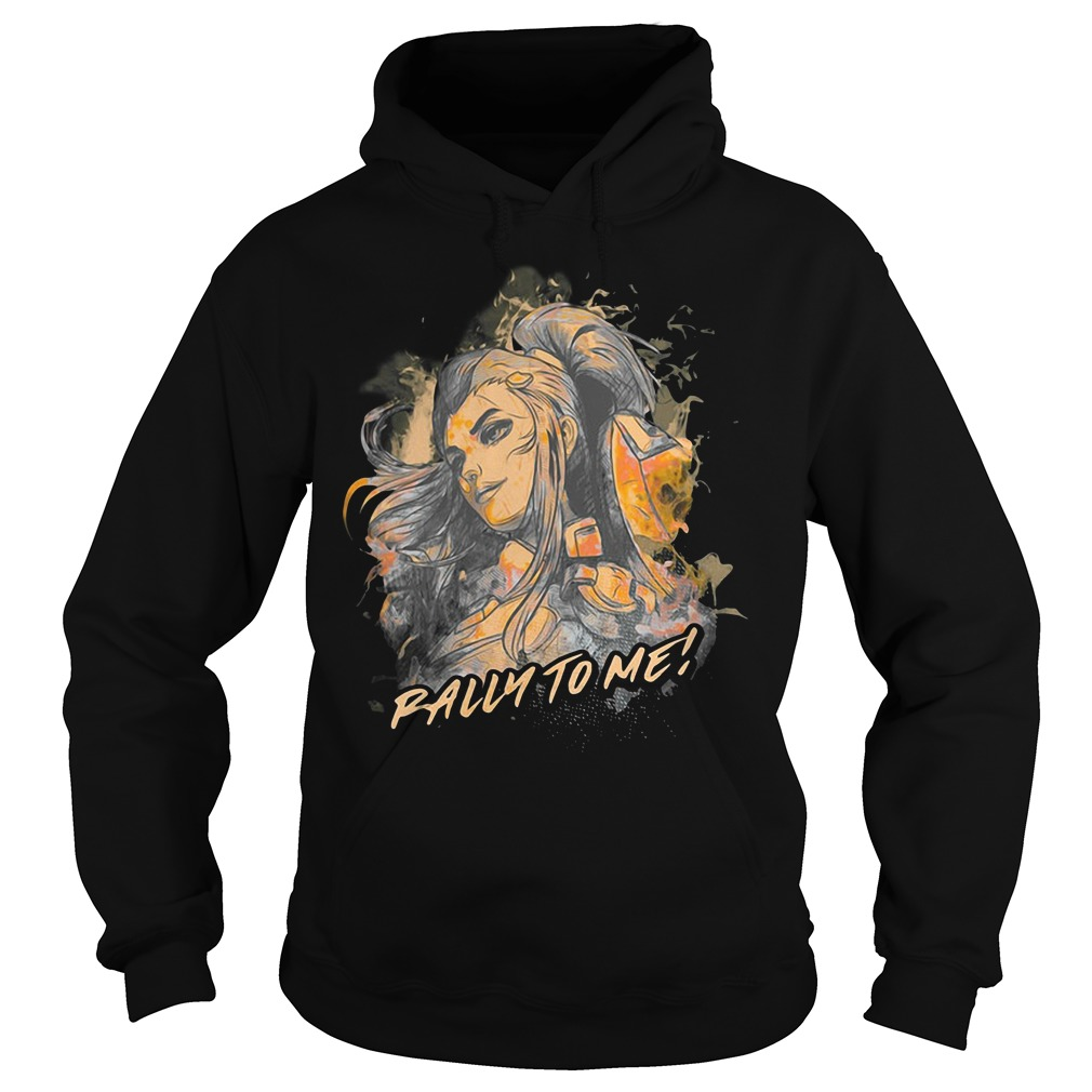 Overwatch Brigitte rally to me Hoodie