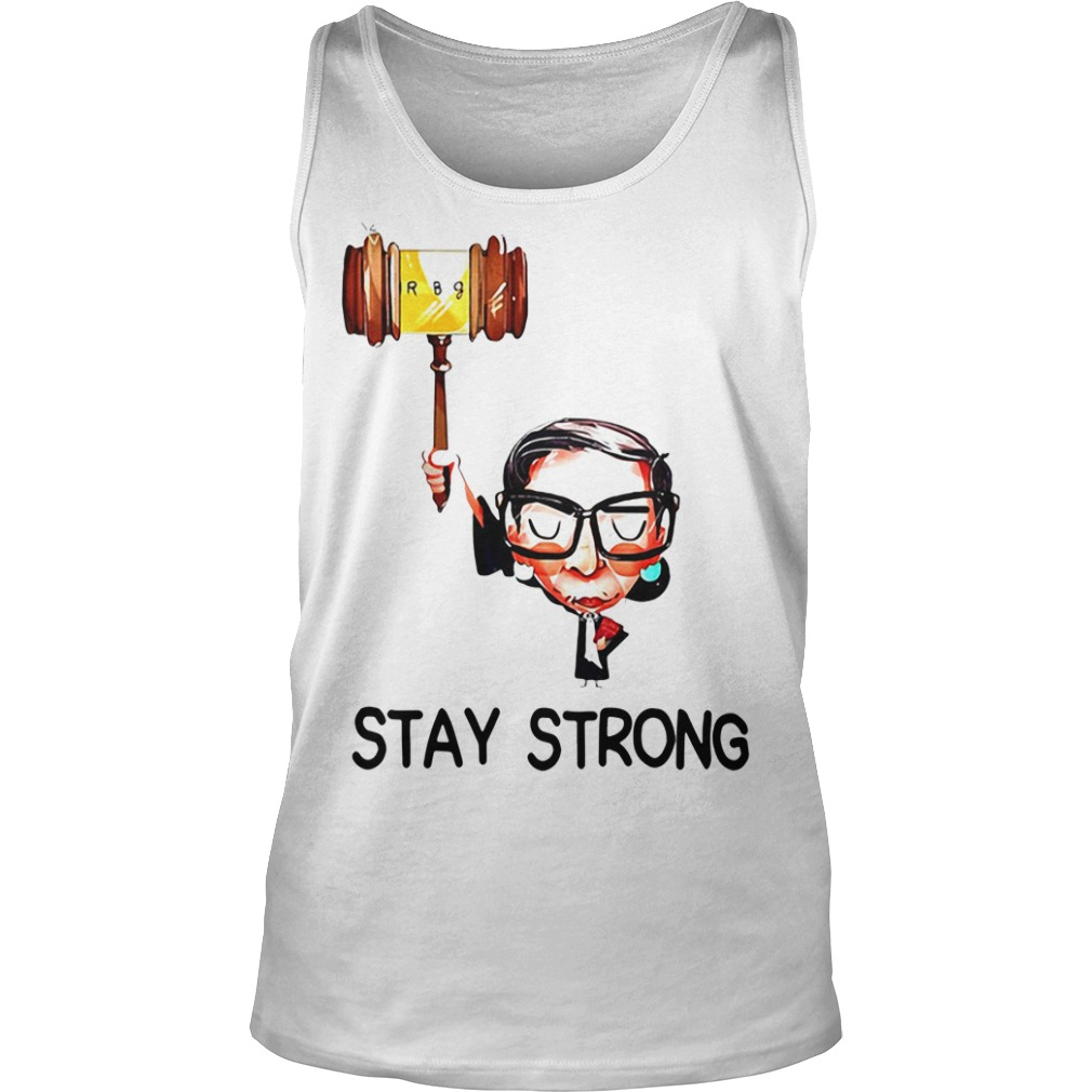 Ruth Stay strong Tank Top
