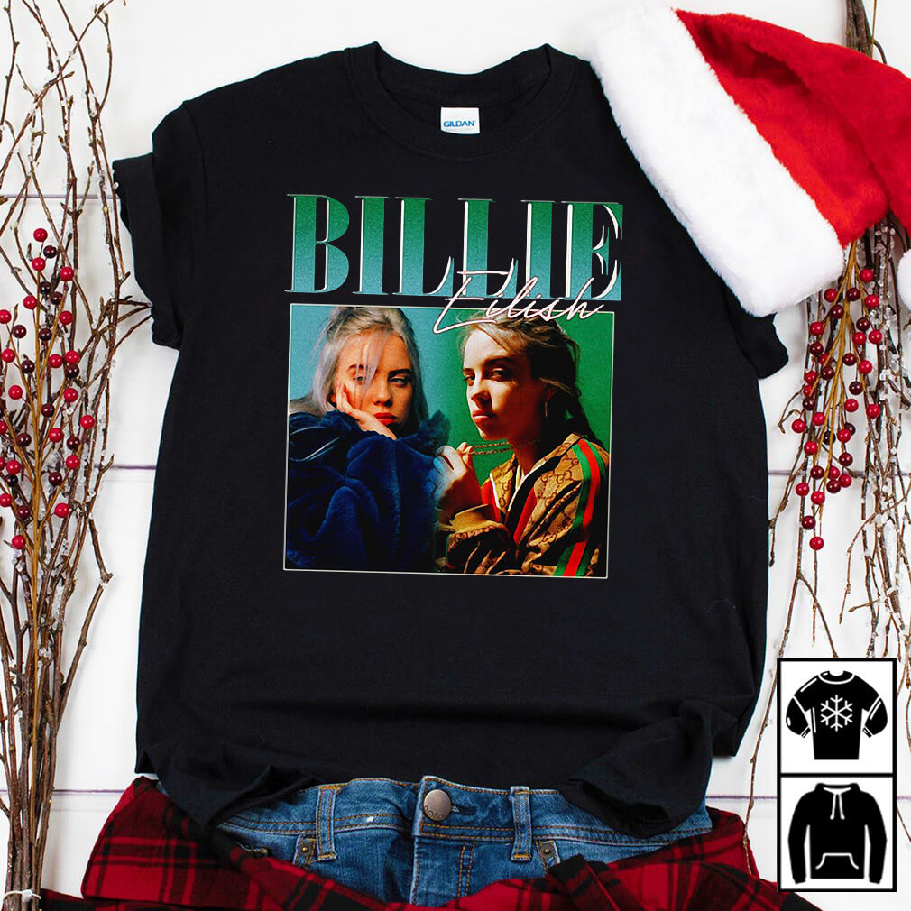 Billie Eilish Vintage shirt