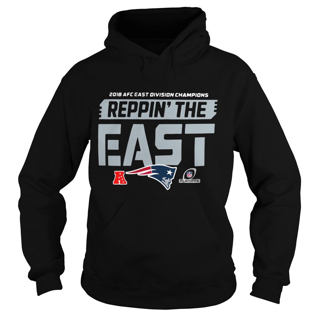 2018 Reppin' the AFC East Hoodie