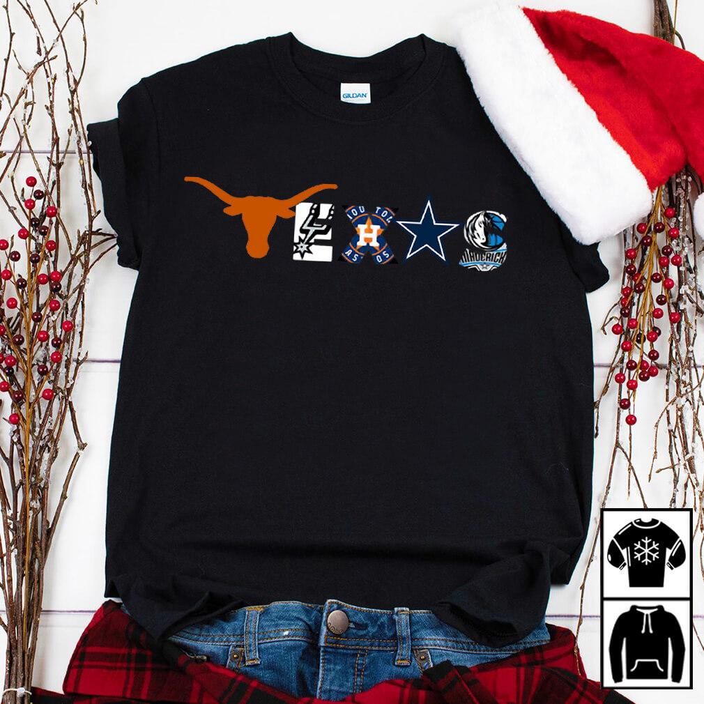 Cowboys Texas Missing Mavs, Rangers, Stars shirt