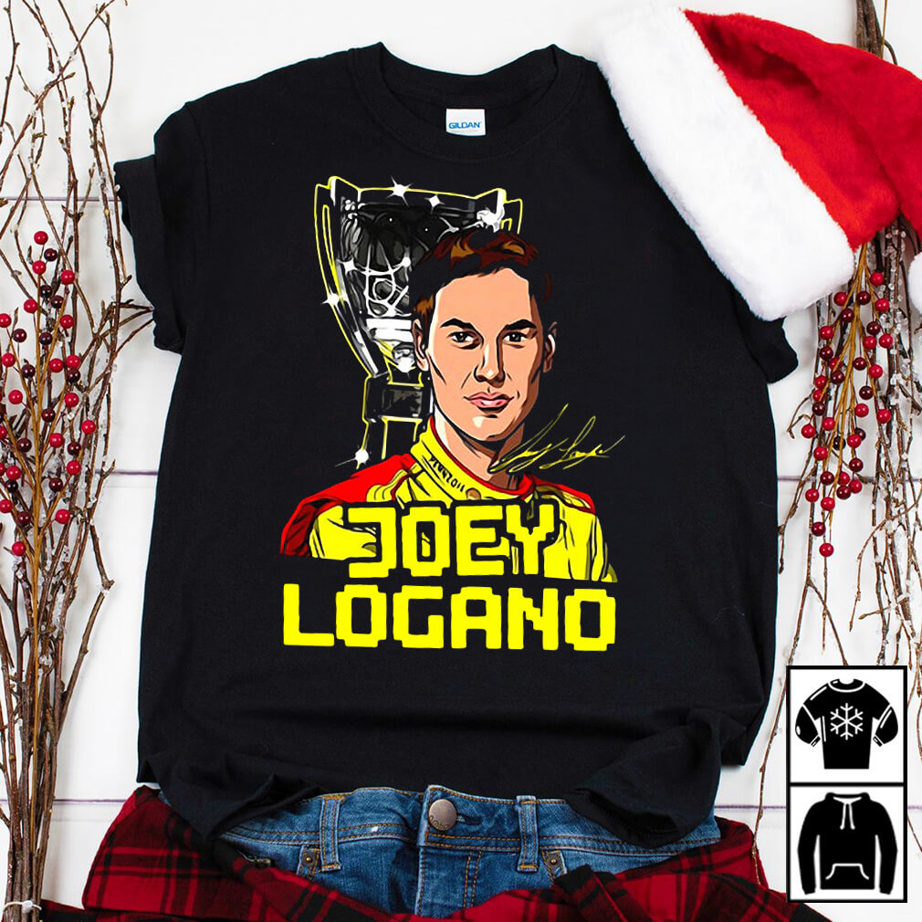Joey Logano 2018 NASCAR Champion shirt