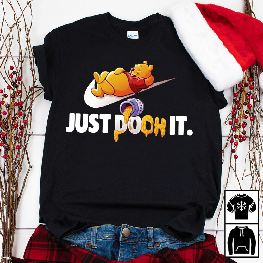 Winnie The Pooh Just do it shirt