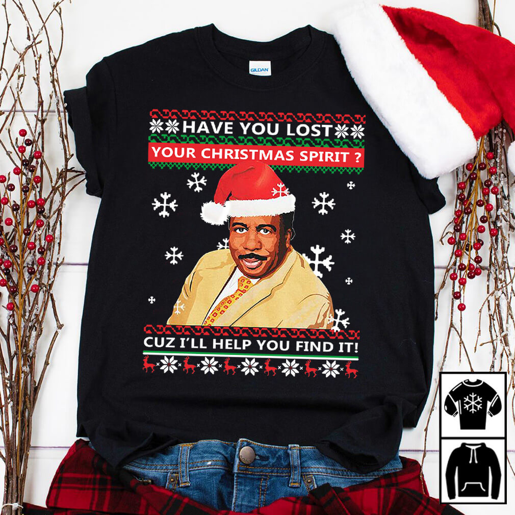 Steve Harvey have you lost your Christmas spirit cuz I'll help you find it shirt