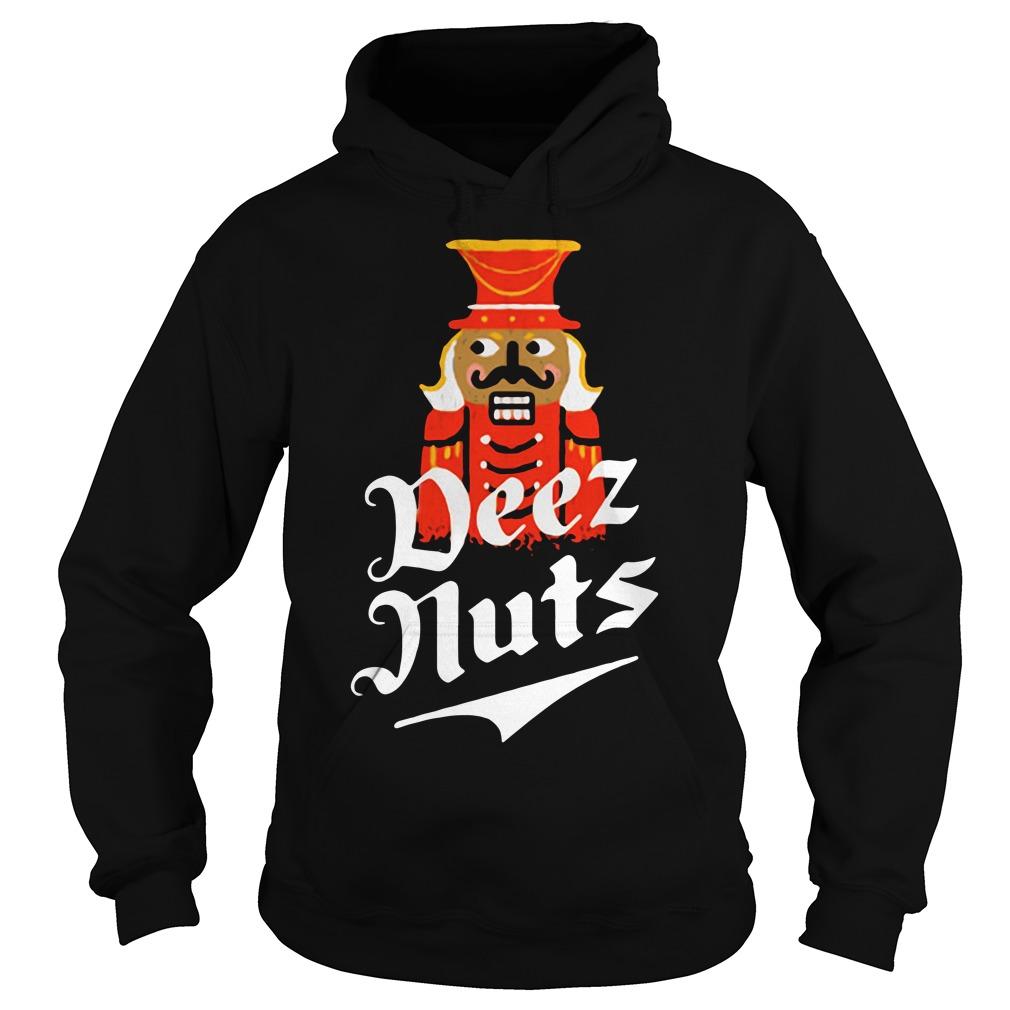 Deez Nuts Christmas Hoodie