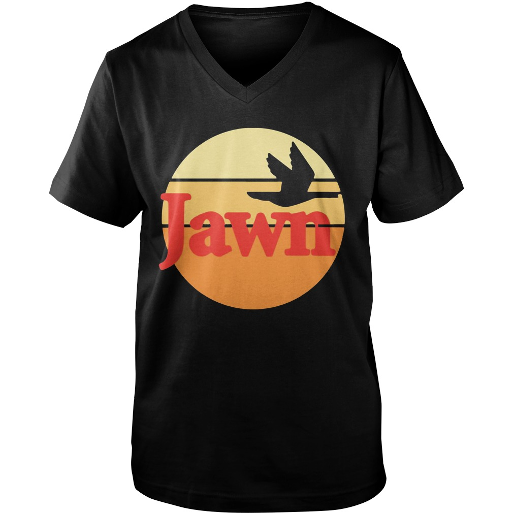 Jawn Wawa Guy V-Neck