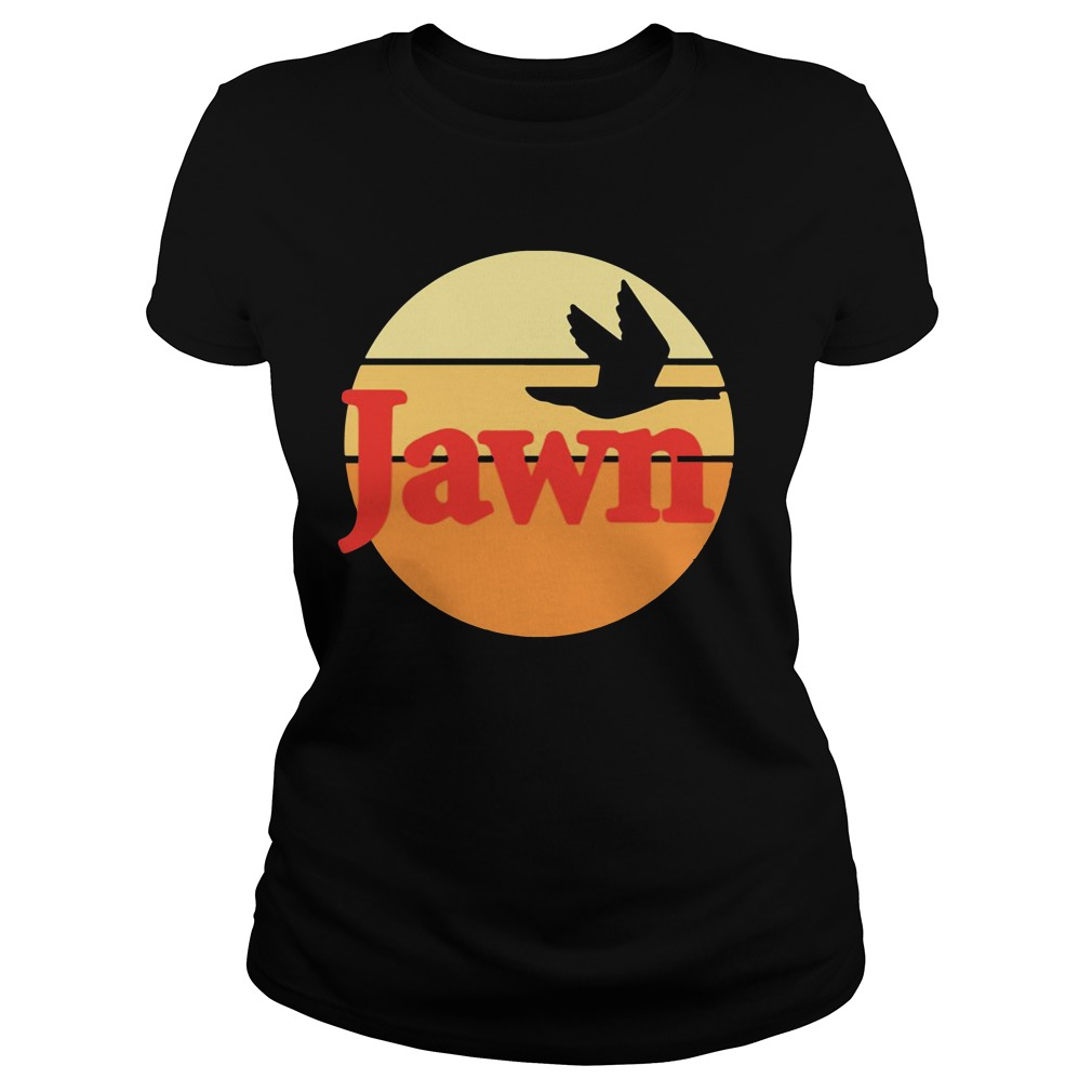 Jawn Wawa Ladies Tee