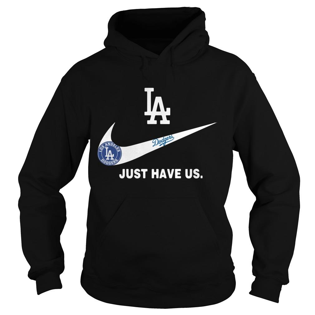 Los Angeles Dodgers Nike Just have us Hoodie