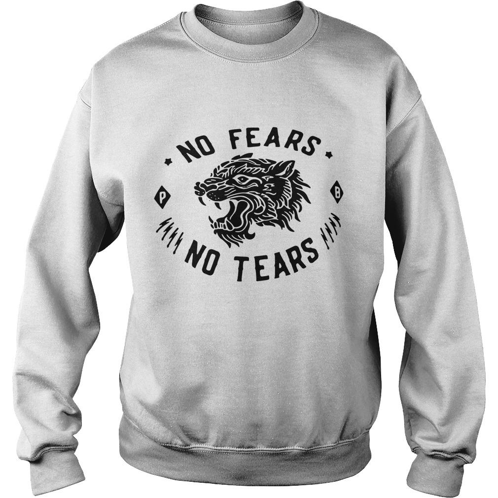 No fears no tears Sweater