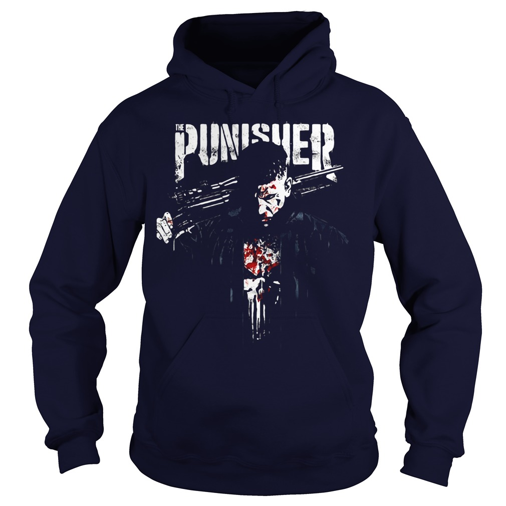 The punisher frank castle Hoodie