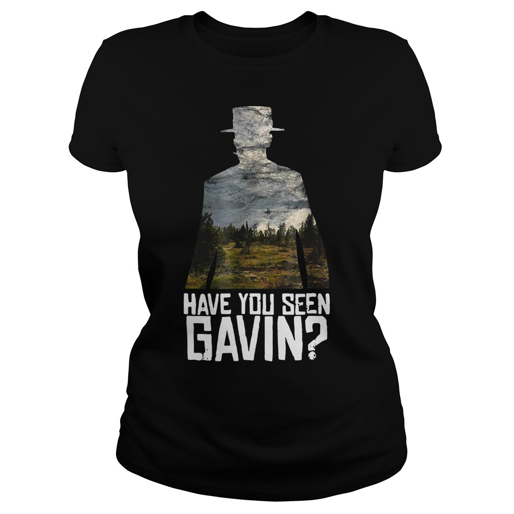 Have you seen Gavin Ladies Tee