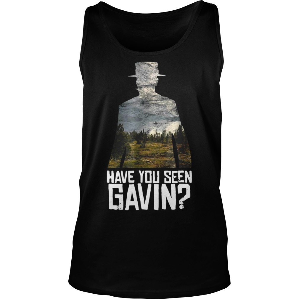 Have you seen Gavin Tank Top