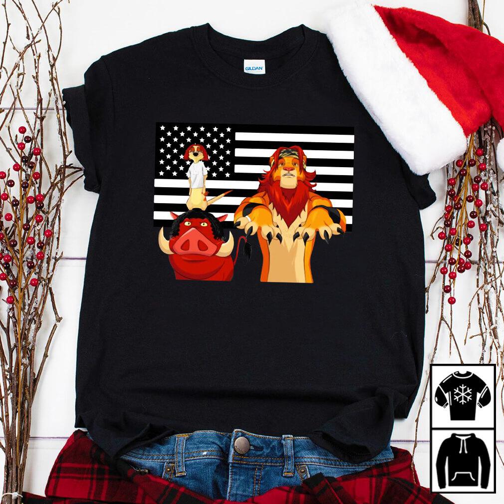 Lion King Outkast Stankonia shirt