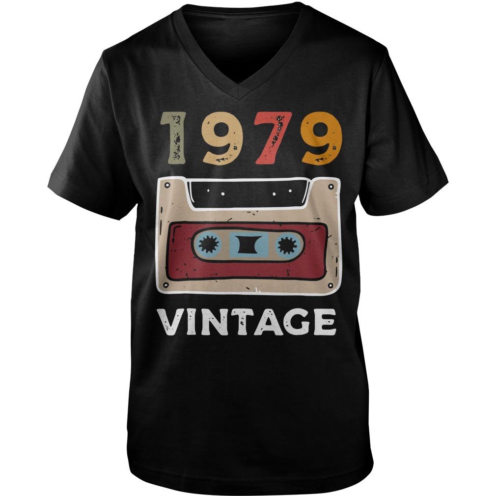 1979 Vintage Guy V-Neck