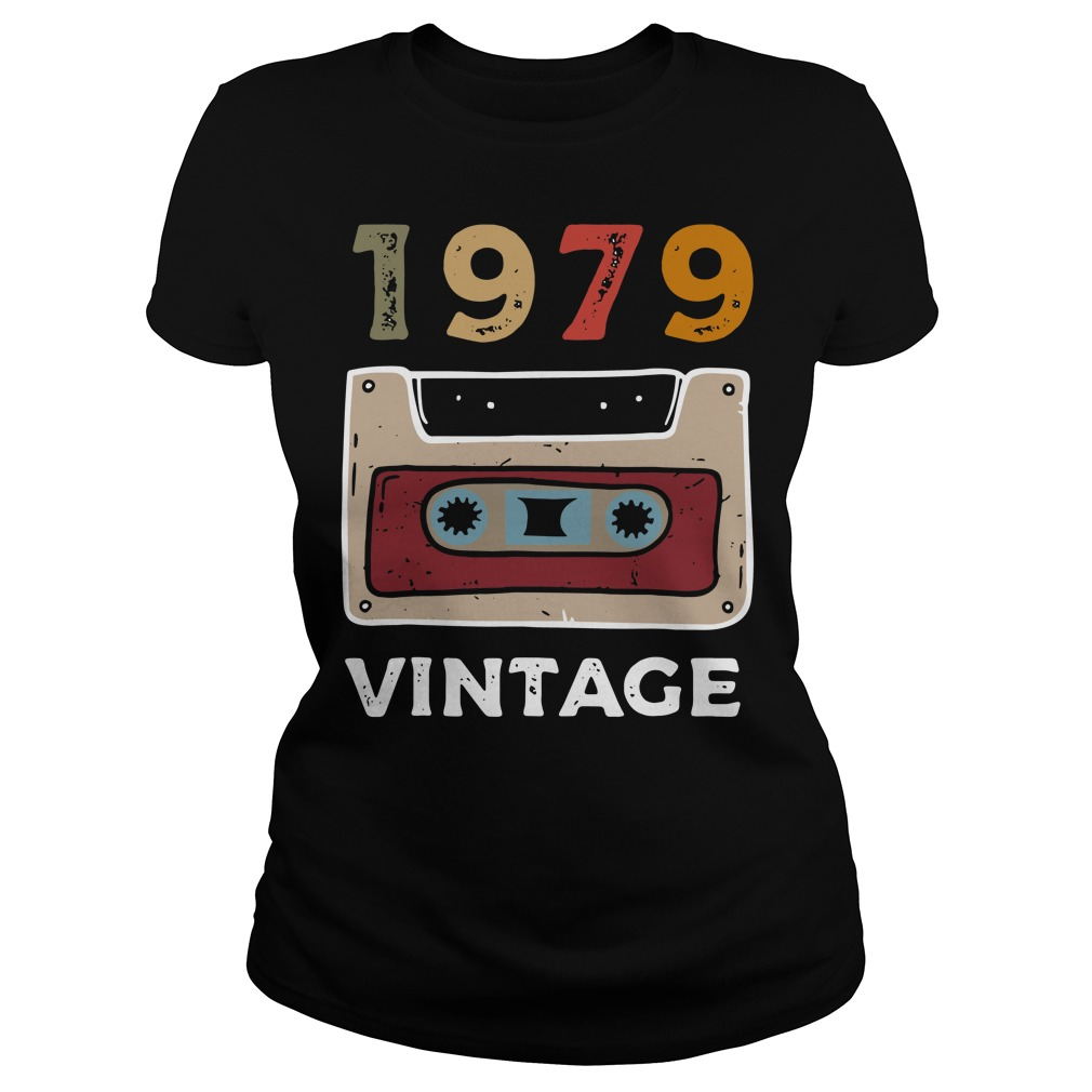 1979 Vintage Ladies Tee