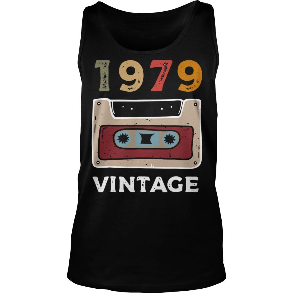 1979 Vintage Tank Top