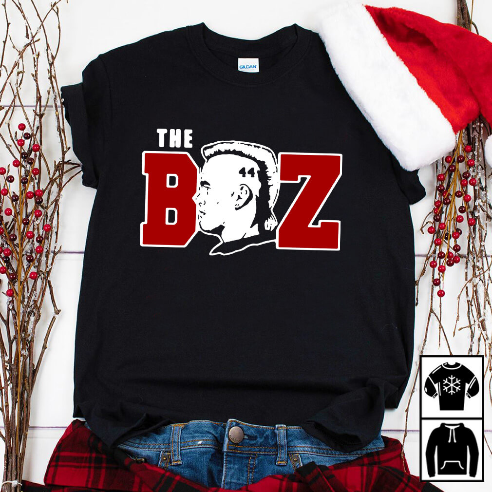 Brian Bosworth shirt