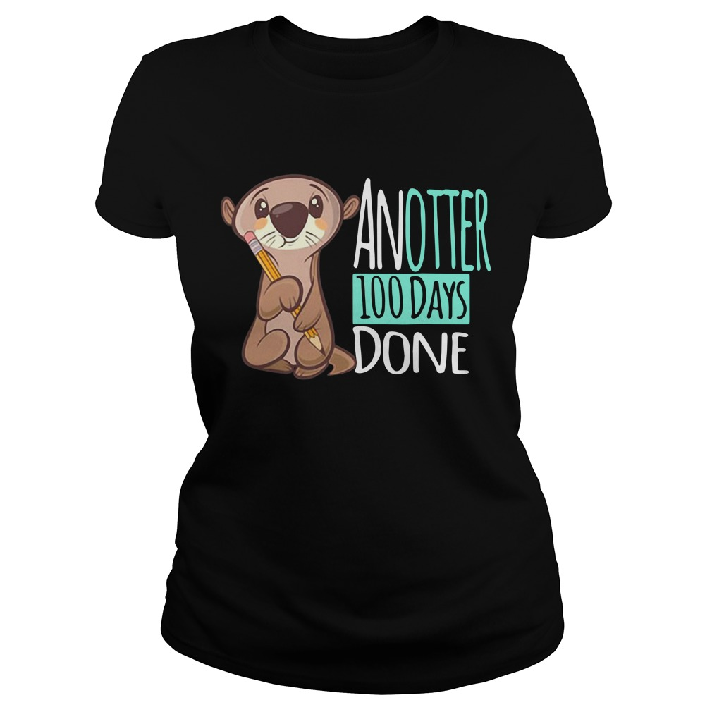 Another 100 days done Ladies Tee