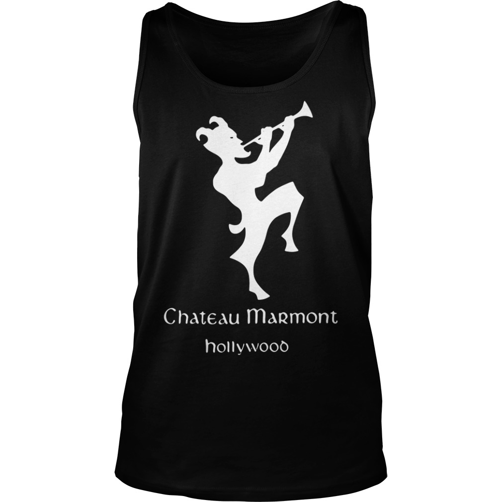 Chateau Marmont Hollywood Tank Top