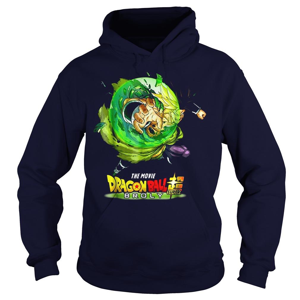 Dragon Ball 2019 super Broly Hoodie