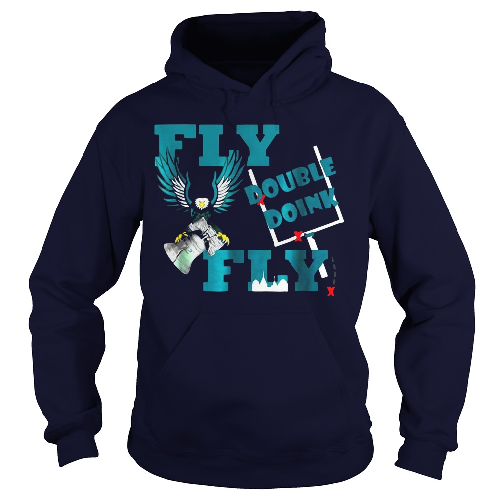 Fly double doink fly Hoodie