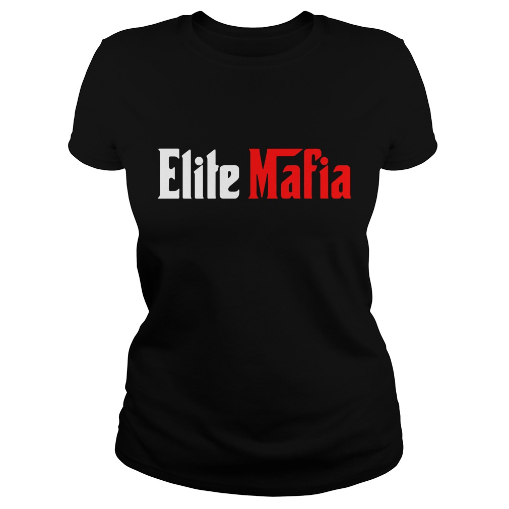 Mike Tomlin Elite Mafia Ladies Tee