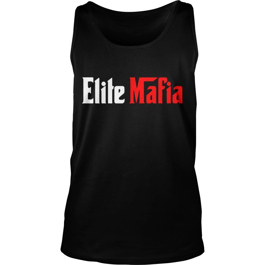 Mike Tomlin Elite Mafia Tank Top